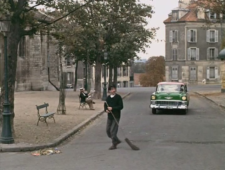 Mon Oncle / Jacques Tati