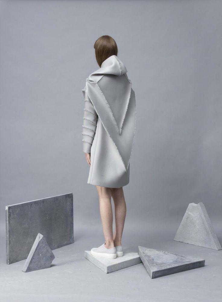 ' Provo-cut ' Zita Merényi collection