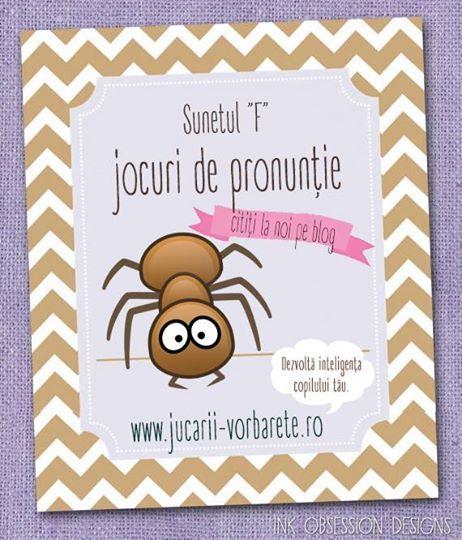 Concurs de viteza intre furnici! Articolul îl găsiți aici: http://jucarii-vorbarete.ro/sunetul-f-exercitii-de-pronuntie/