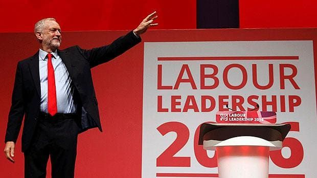 Labour leadership results Jeremy Corbyn wins 61.8pc of vote as sacked Hilary Benn says 'time for unity' - Telegraph.co.uk
