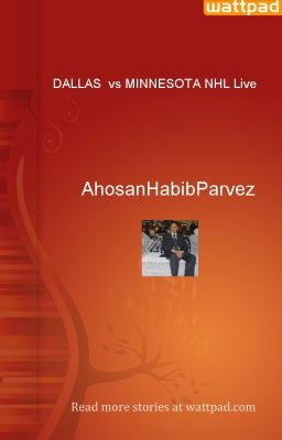 DALLAS  vs MINNESOTA NHL Live - AhosanHabibParvez