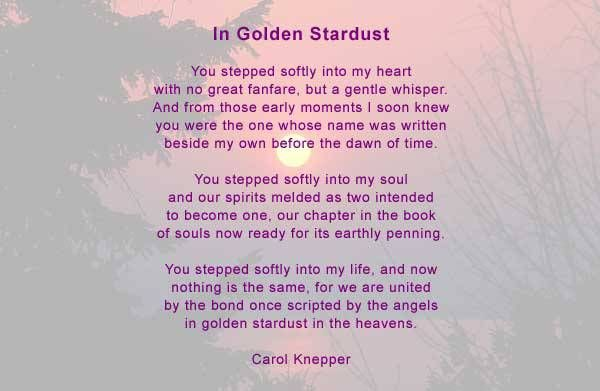 Spiritual poems from the heart