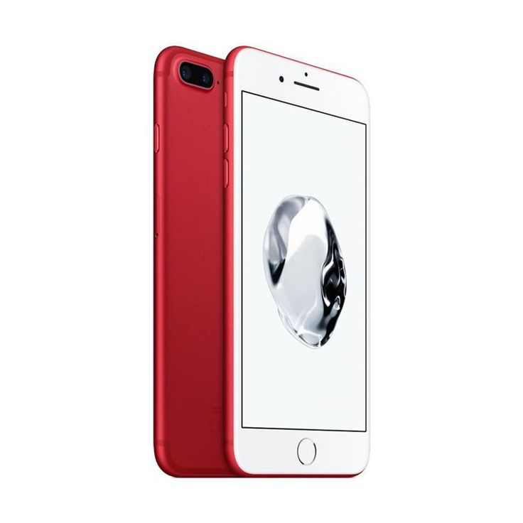 kredit iphone 7 plus red