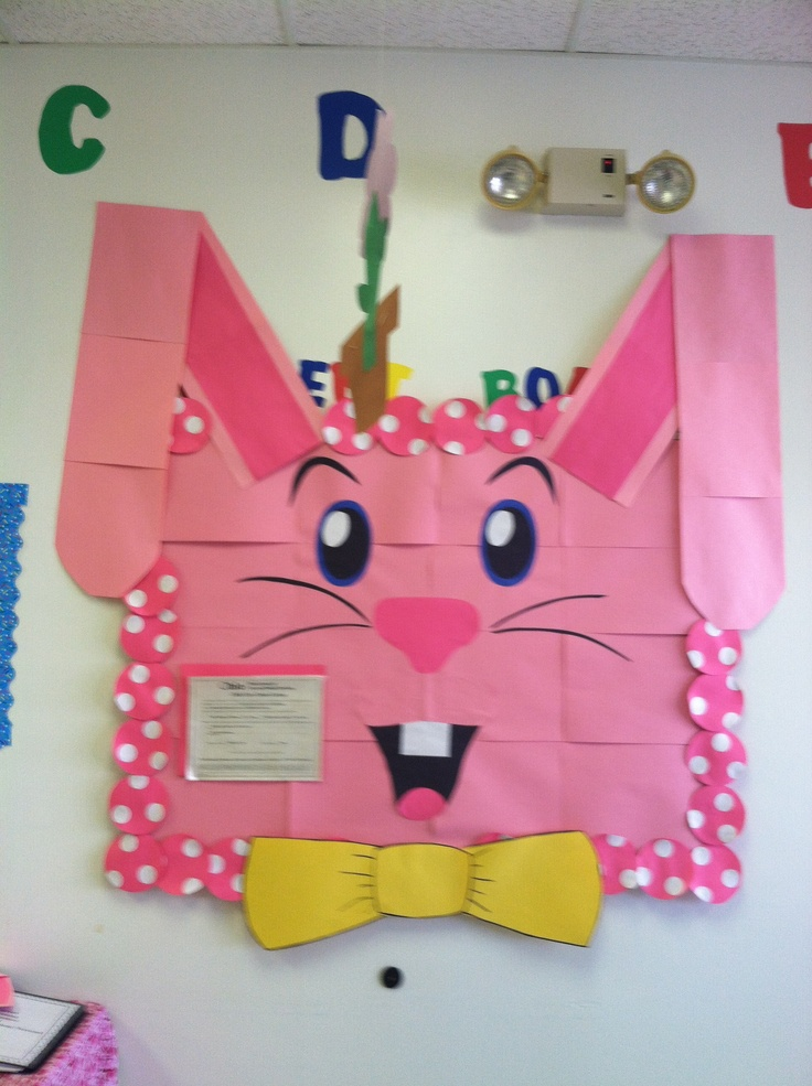 Parent board for Easter