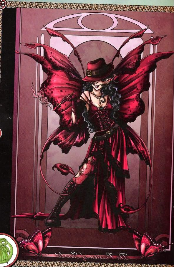 evil fairy | Faries | Pinterest