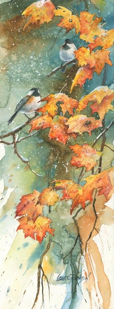 ~ Is it fall~is it winter~