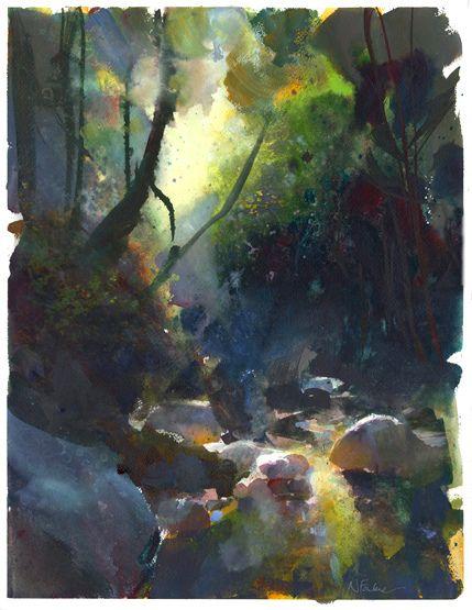 Nathan James Original Paintings For Sale