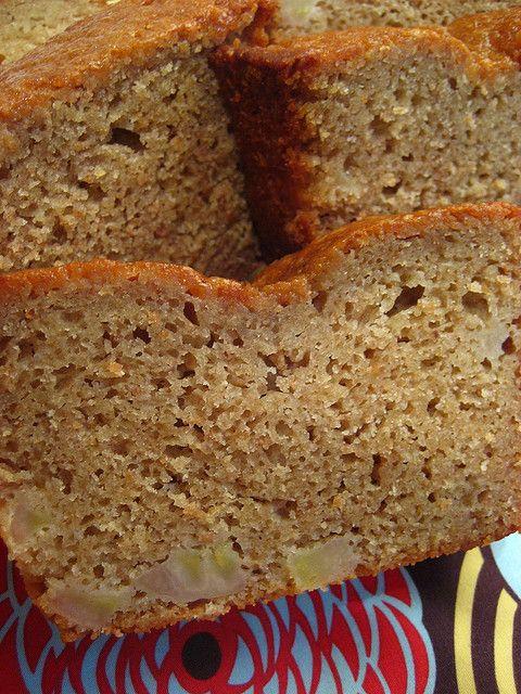 Chunky Banana Bread
