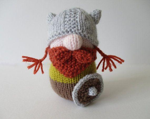Amigurumi Viking Pattern : 15 best images about Vikings on Pinterest Amigurumi doll ...