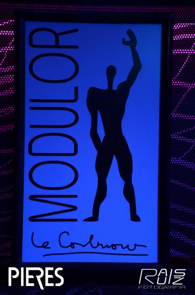 Less is more Miniaml Expo Le Corbusier Modulor