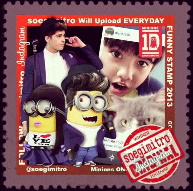 One Direction - Zayn and Super Fan