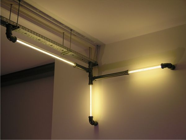 How Much Recessed Lighting For Basement : Steam punk style lighting maybe for the eventual basement