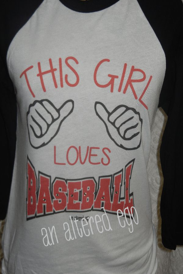 This Girl loves #BASEBALL ...REPIN this if this is you!