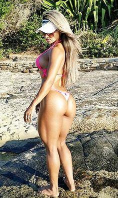 """Musa fitness dá cardápio para mudar o corpo: de magrinha a """"gostosa"""" - Bolsa de Mulher"""
