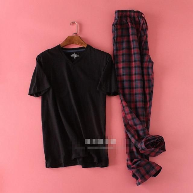 b2138ad00cb1 Buy online for Men s Pajamas  Lounge   Sleepwear at Narvay.com. Find robes