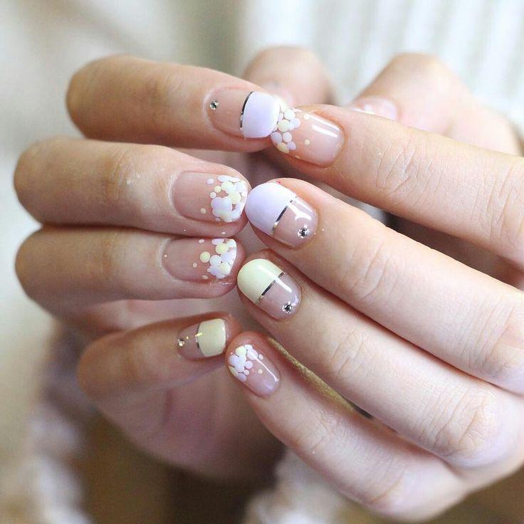 478 best KoReAn NaiL ArT♡~ images on Pinterest | Korean nail art ...
