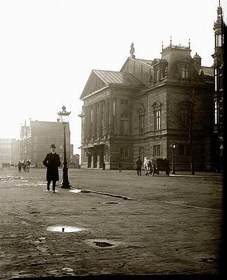 Concertgebouw Amsterdam 10 - november - 1902