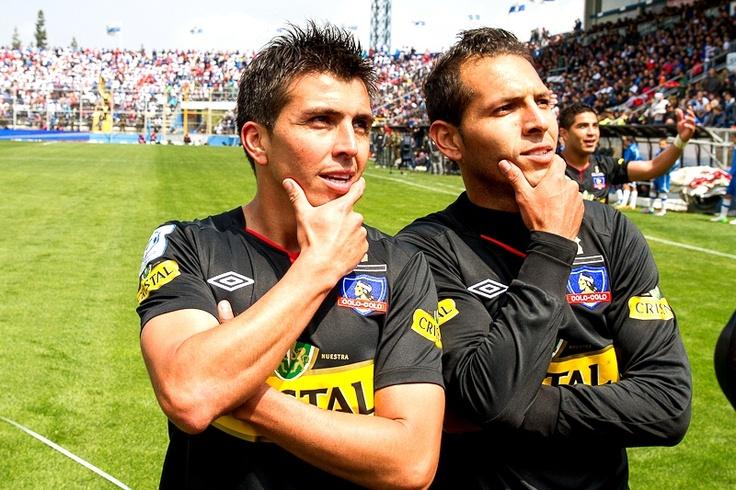 Gonzalo y Carachito