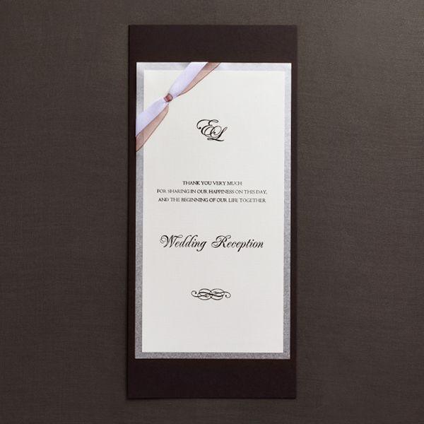 席次表 Tie|LOUNGE WEDDINGの席次表