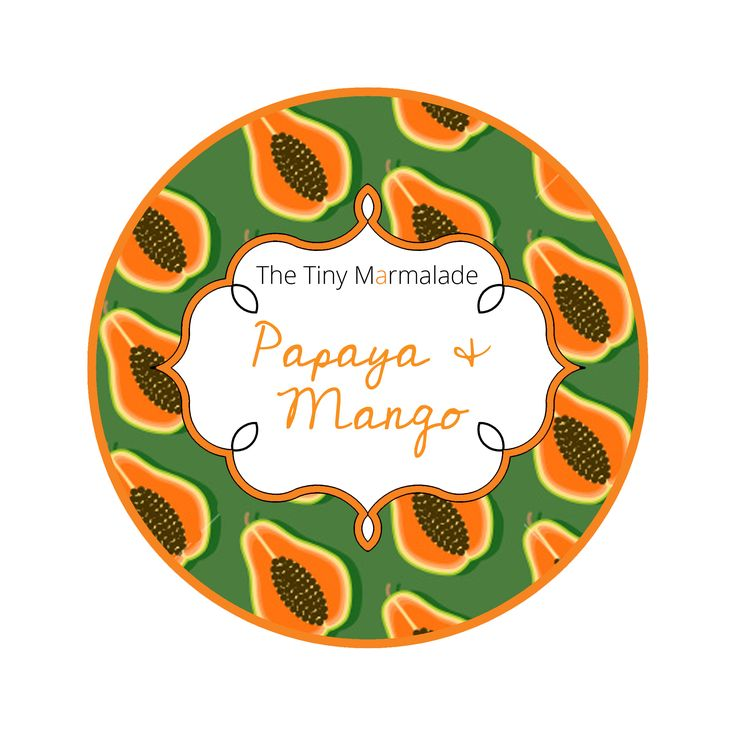 Papaya and Mango, Jam