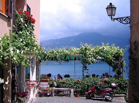 Castel Gandolfo, Lake Albano,