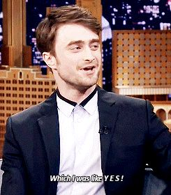 25 Times The Internet Fell In Love With Daniel Radcliffe
