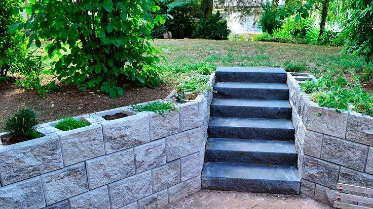 hangbefestigung mankel landschaftsbau ideen rund um garten terrasse pinterest. Black Bedroom Furniture Sets. Home Design Ideas