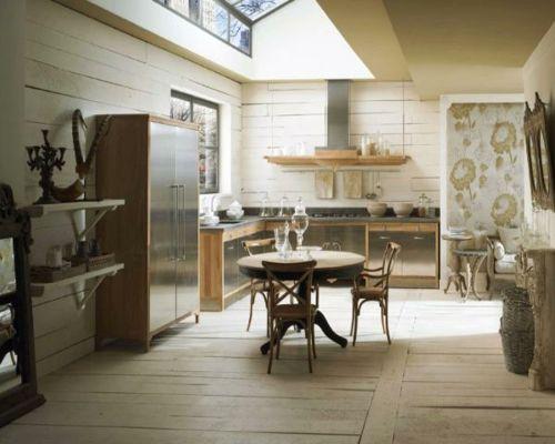 vintage kuche holz stahl design bilder – topby, Kuchen dekoo
