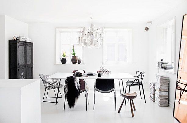 I skånska Råå ligger ett av Sveriges mest Instagram-vänliga hus – med en scenografi i konstant förändring.