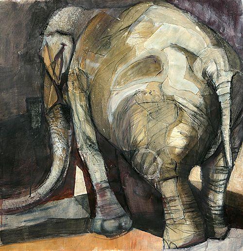 Elephas Maximus II. Louise Pallister