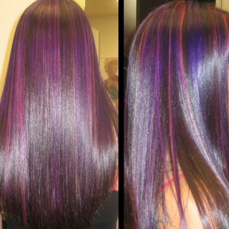 Pink and Purple! by Babellesalon S. Click the pic to see the how-to. #beauty #makeup #bestofbeauty #haircolor