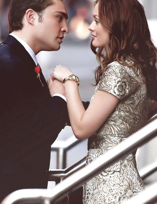Blair & Chuck. Gossip Girl.