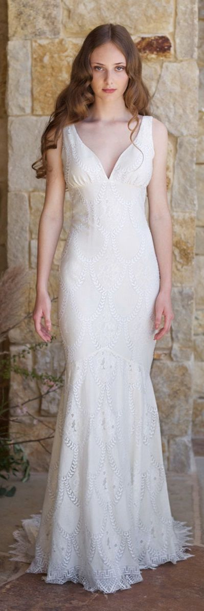 Vineyard collection designer wedding dresses