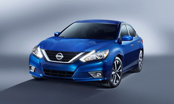 Great The 2016 Nissan Altima Gets Significantly Updated And Gains Sporty SR Trim    Http:/