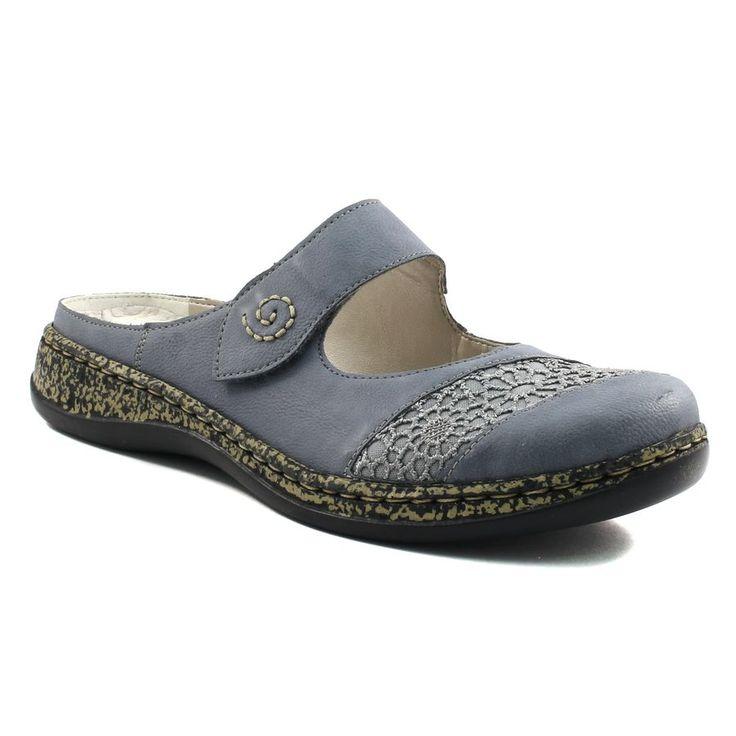 535A RIEKER PRESTONLI 46303 BLEU www.ouistiti.shoes le spécialiste internet #chaussures #bébé, #enfant, #fille, #garcon, #junior et #femme collection printemps été 2017