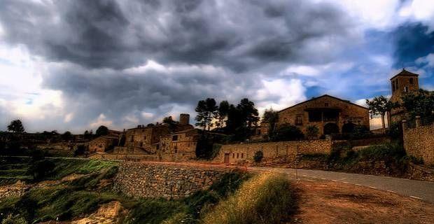 ¿Cuáles son las casas encantadas que hay en España?