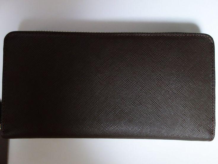 Amazon | コムサメン(COMME CA MEN) ラウンドジッパー長財布【ダークブラウン/F】 | メンズバッグ・財布