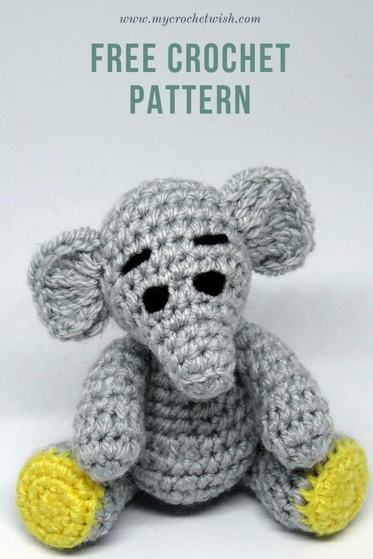 Free Crochet Heart Pattern   1102x735