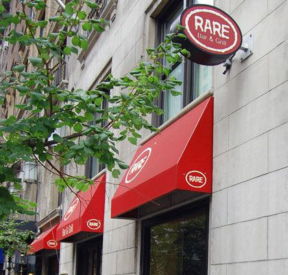 Rare Bar & Grill in NYC