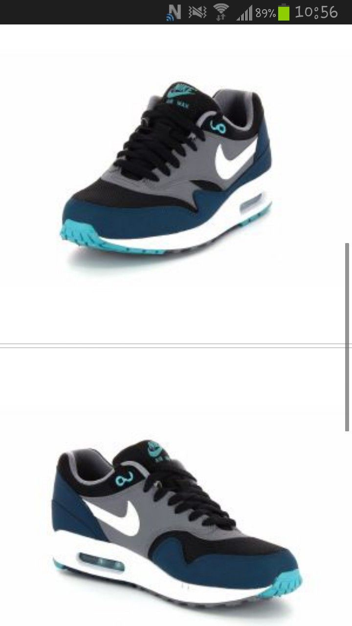 Nike Air Max, Formateurs, Chaussure, Appartements, Tennis