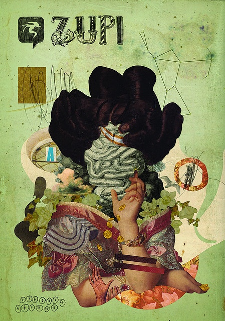 Zupi cover #02 by Zupi Design, via Flickr