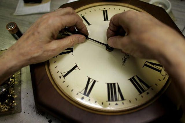 Mark your calendar - Daylight Saving Time ends on Sunday, November 2, 2014 at 2 a.m.