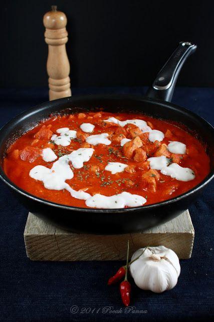Pocak Panna paleo konyhája: Murgh Makhani / Butter chicken: a leghíresebb indiai (paleo)