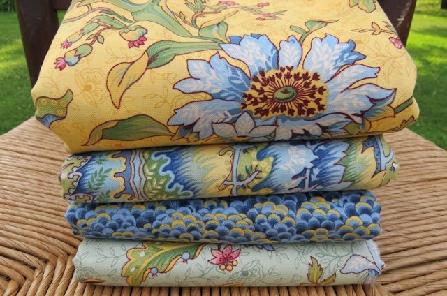 french country fabrics   YD Bundle French Country Style Quilt Fabric - Timeless Treasures ...