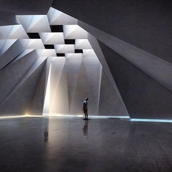 This is why we Love Architecture! Spaces speak, Are you listen?   Image and Design: @archdekk ///  Por esto amamos la Arquitectura! Ella nos habla, la escuchas? #d_signers #light