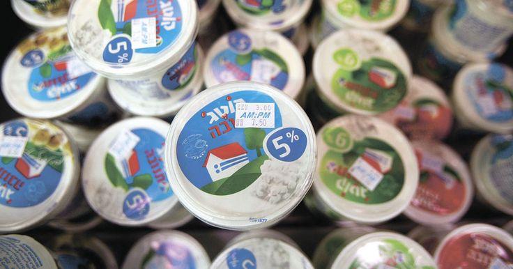 Israel's Biggest Dairy Tnuva Fined $7 Million After Admitting to Price Fixing - Haaretz