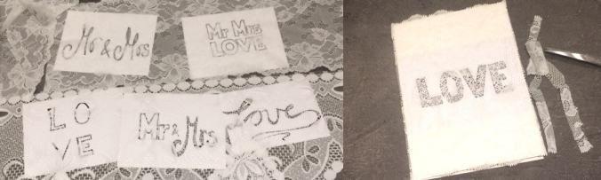 Wie bastelt man eine einzigartige Hochzeitskarte? Kreative Hochzeitskarten mit Spitze selber basteln. Für eine schöne Glückwunschkarte zur Hochzeit könnt ihr selbst kreativ werden. Welches Design gefällt euch am besten? Legt die Spitze über eure Entwürfe und entscheidet euch für den Favoriten. Bei Blunka gibt´s eine kleine Bastelanleitung für eine schöne Glückwunschkarte zur HOCHZEIT :)