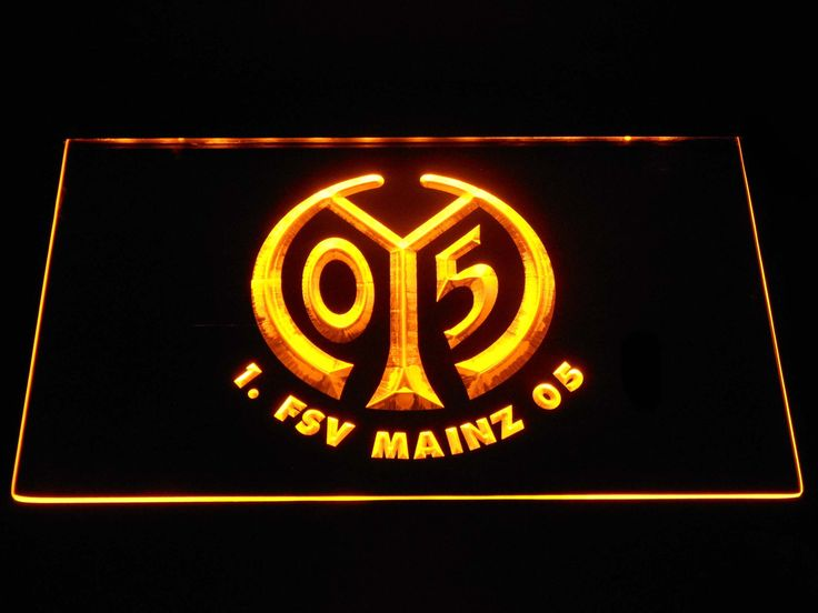 1. FSV Mainz 05 LED Neon Sign