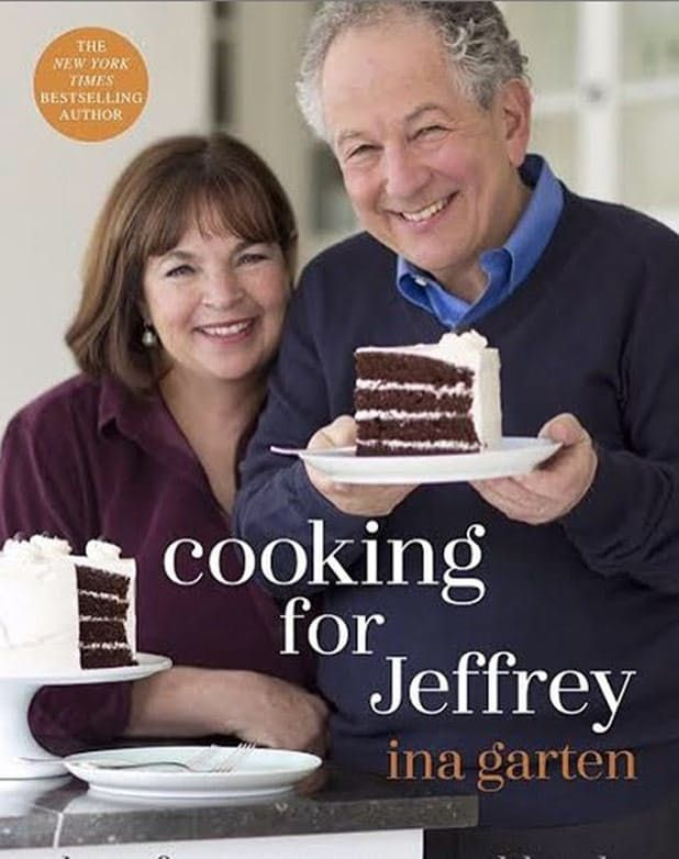 13 Things Ina Garten Didn't Tell You About Her Husband Jeffrey via @PureWow