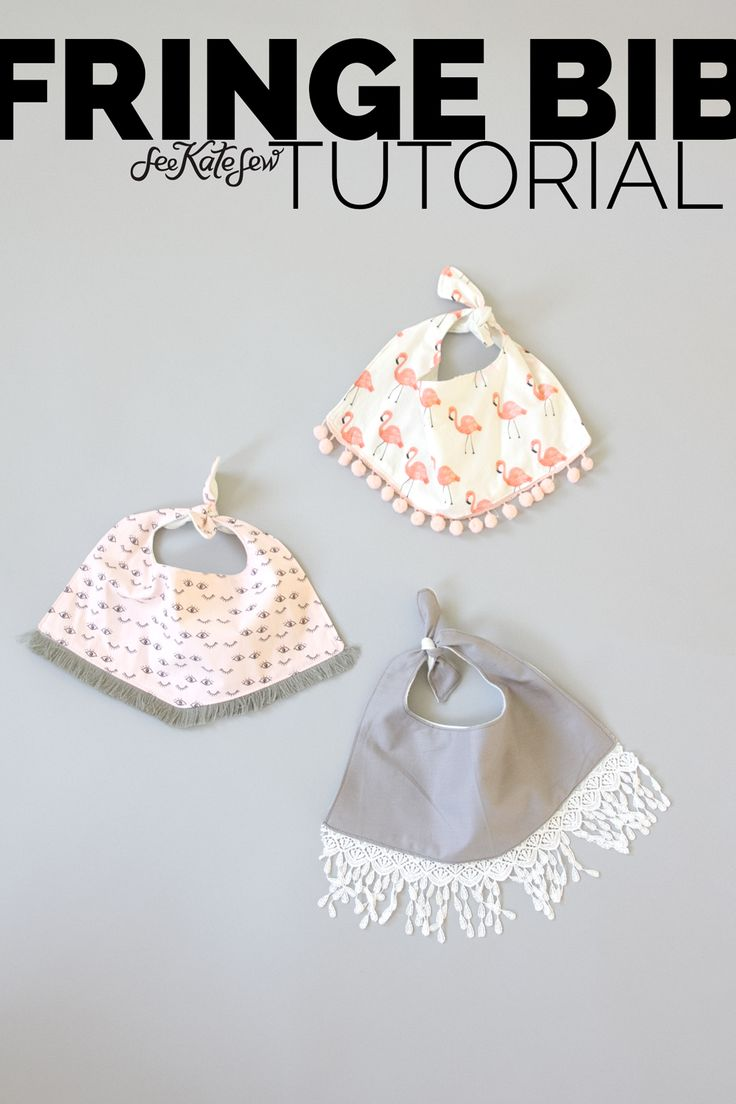 Best 25 Baby Bib Tutorial Ideas On Pinterest Diy Baby